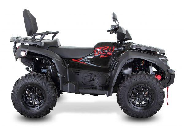 ATV Quad TBG Blade 1000LT EPS side view
