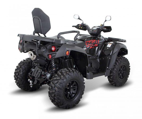 ATV Quad TBG Blade 1000LT EPS back side view