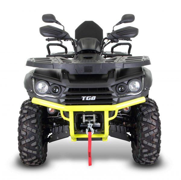 Quad ATV TGB 600 LT front view