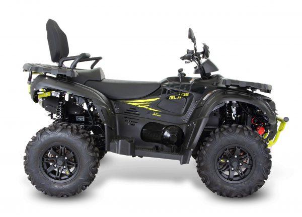 Quad ATV TGB 600 LT side view