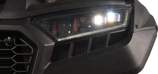 TGB 600 LTX MODERN FULL-LED LIGHTING