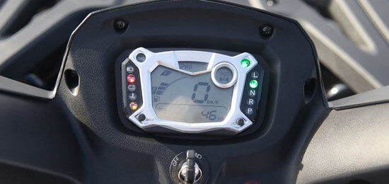 MULTIPURPOSE LCD DISPLAY